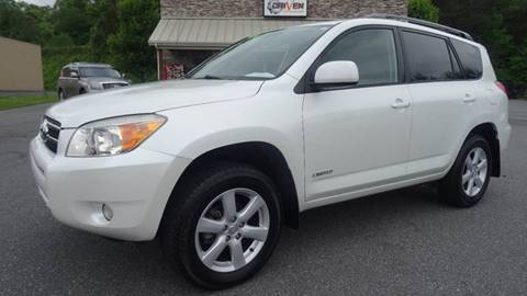 2006 Toyota RAV4 for sale at Driven Pre-Owned in Lenoir NC