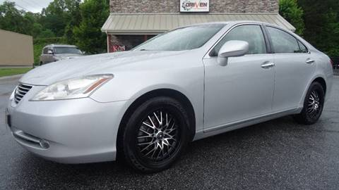 2007 Lexus ES 350 for sale at Driven Pre-Owned in Lenoir NC