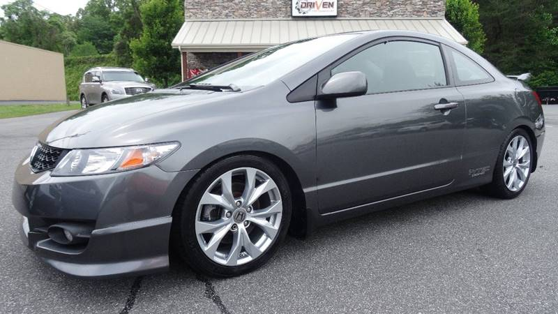 2011 Honda Civic Si >> 2011 Honda Civic Si 2dr Coupe In Lenoir Nc Driven Pre Owned