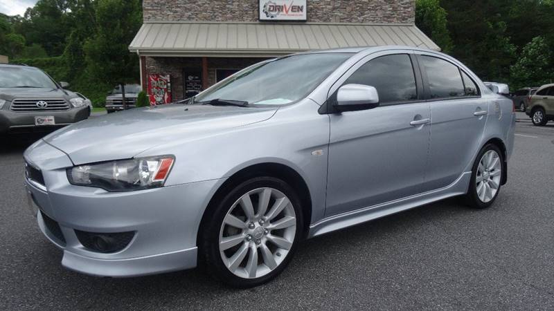 2008 Mitsubishi Lancer for sale at Driven Pre-Owned in Lenoir NC