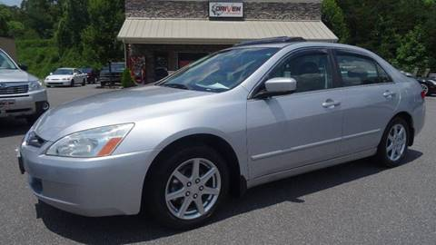 2004 Honda Accord for sale at Driven Pre-Owned in Lenoir NC