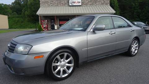 2003 Infiniti M45 for sale at Driven Pre-Owned in Lenoir NC