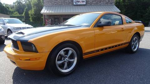2007 Ford Mustang for sale at Driven Pre-Owned in Lenoir NC