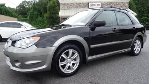 2006 Subaru Impreza for sale at Driven Pre-Owned in Lenoir NC