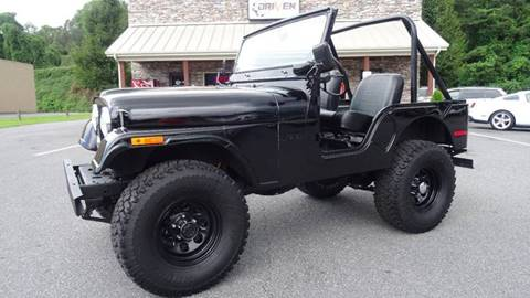 1974 Jeep CJ-5 for sale in Lenoir, NC