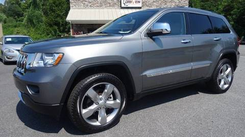 2013 Jeep Grand Cherokee for sale at Driven Pre-Owned in Lenoir NC