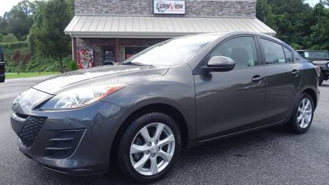 2010 Mazda MAZDA3 for sale at Driven Pre-Owned in Lenoir NC