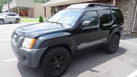 2006 Nissan Xterra for sale at Driven Pre-Owned in Lenoir NC