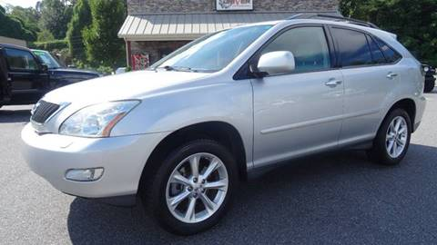 2009 Lexus RX 350 for sale at Driven Pre-Owned in Lenoir NC