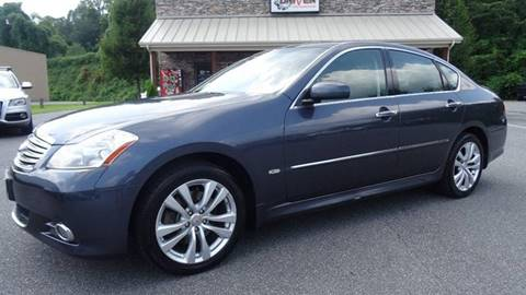 2008 Infiniti M35 for sale at Driven Pre-Owned in Lenoir NC