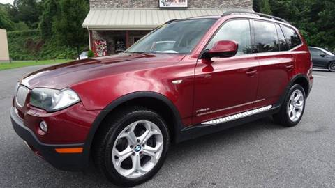 2010 BMW X3 for sale at Driven Pre-Owned in Lenoir NC