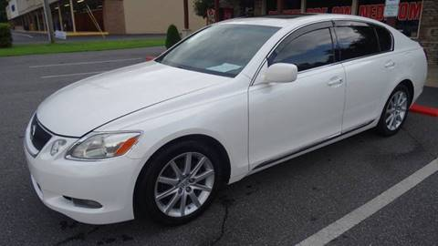 2006 Lexus GS 300 for sale at Driven Pre-Owned in Lenoir NC