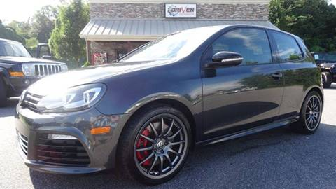 2012 Volkswagen Golf R for sale at Driven Pre-Owned in Lenoir NC