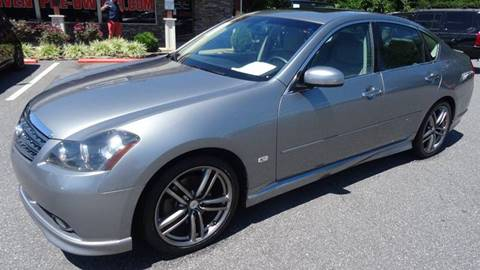2006 Infiniti M45 for sale at Driven Pre-Owned in Lenoir NC