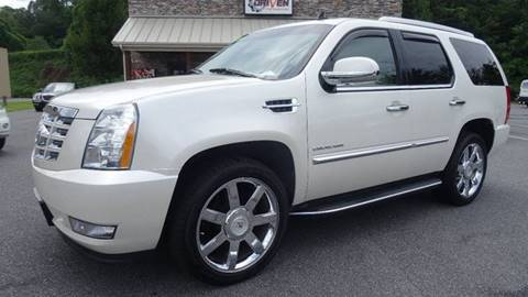 2011 Cadillac Escalade for sale at Driven Pre-Owned in Lenoir NC
