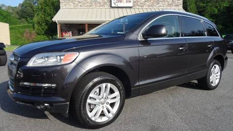 2008 Audi Q7 for sale at Driven Pre-Owned in Lenoir NC