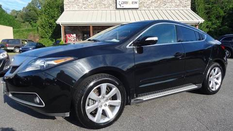 2010 Acura ZDX for sale at Driven Pre-Owned in Lenoir NC