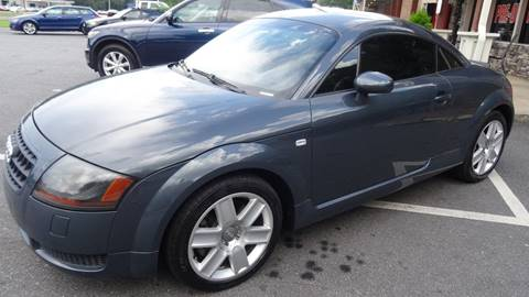 2004 Audi TT for sale at Driven Pre-Owned in Lenoir NC