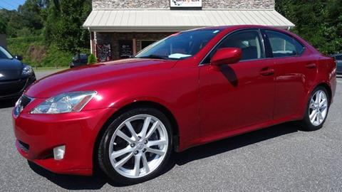 2006 Lexus IS 350 for sale at Driven Pre-Owned in Lenoir NC