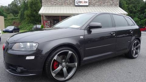2007 Audi A3 for sale at Driven Pre-Owned in Lenoir NC
