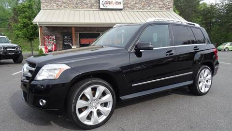 2010 Mercedes-Benz GLK for sale at Driven Pre-Owned in Lenoir NC