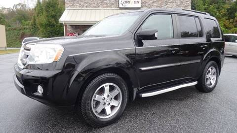 2010 Honda Pilot for sale at Driven Pre-Owned in Lenoir NC