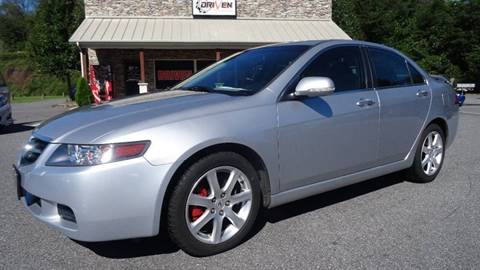 2004 Acura TSX for sale at Driven Pre-Owned in Lenoir NC