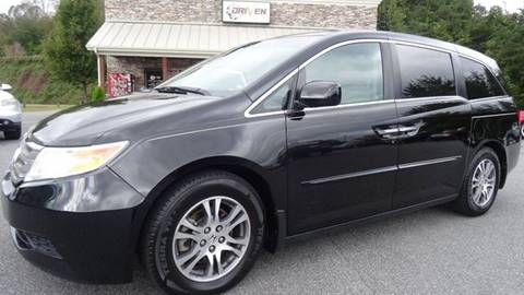2011 Honda Odyssey for sale at Driven Pre-Owned in Lenoir NC