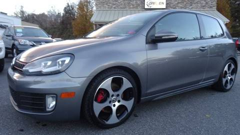 2011 Volkswagen GTI for sale at Driven Pre-Owned in Lenoir NC