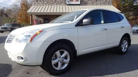 2010 Nissan Rogue for sale at Driven Pre-Owned in Lenoir NC