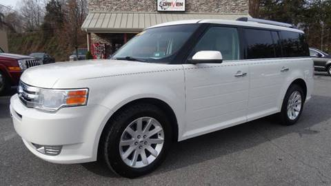 2009 Ford Flex for sale at Driven Pre-Owned in Lenoir NC