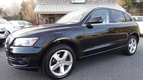 2012 Audi Q5 for sale at Driven Pre-Owned in Lenoir NC