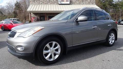 2009 Infiniti EX35 for sale at Driven Pre-Owned in Lenoir NC