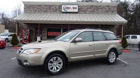2008 Subaru Outback for sale at Driven Pre-Owned in Lenoir NC