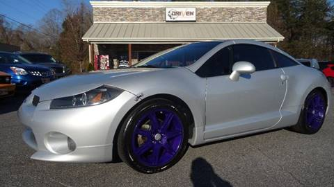 2008 Mitsubishi Eclipse for sale at Driven Pre-Owned in Lenoir NC