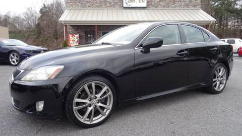 2008 Lexus IS 250 for sale at Driven Pre-Owned in Lenoir NC