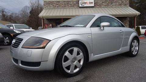 2002 Audi TT for sale at Driven Pre-Owned in Lenoir NC