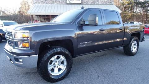 2014 Chevrolet Silverado 1500 for sale at Driven Pre-Owned in Lenoir NC