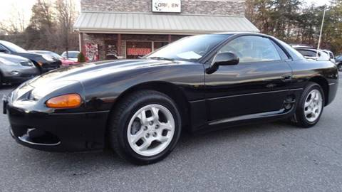 1998 Mitsubishi 3000GT for sale at Driven Pre-Owned in Lenoir NC