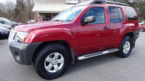 2010 Nissan Xterra for sale at Driven Pre-Owned in Lenoir NC