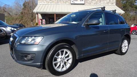 2009 Audi Q5 for sale at Driven Pre-Owned in Lenoir NC