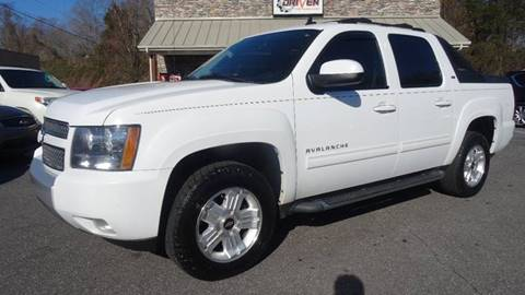 2011 Chevrolet Avalanche for sale at Driven Pre-Owned in Lenoir NC