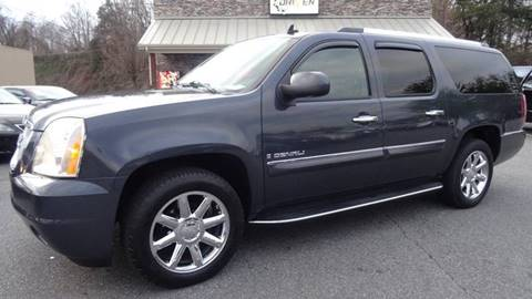 2008 GMC Yukon XL for sale at Driven Pre-Owned in Lenoir NC