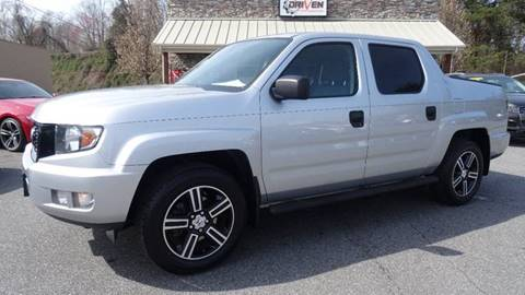 2013 Honda Ridgeline for sale at Driven Pre-Owned in Lenoir NC