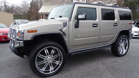 2005 HUMMER H2 for sale at Driven Pre-Owned in Lenoir NC