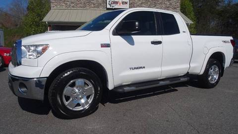 2013 Toyota Tundra for sale at Driven Pre-Owned in Lenoir NC