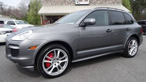 2009 Porsche Cayenne for sale at Driven Pre-Owned in Lenoir NC