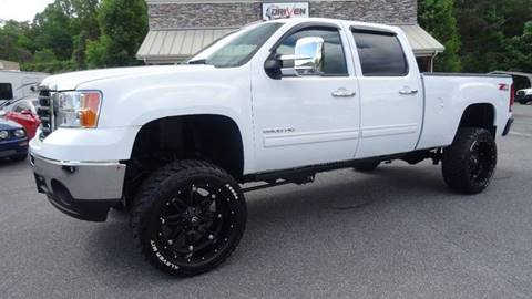 2010 GMC Sierra 2500HD for sale in Lenoir, NC