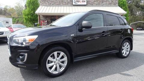 2013 Mitsubishi Outlander Sport for sale at Driven Pre-Owned in Lenoir NC