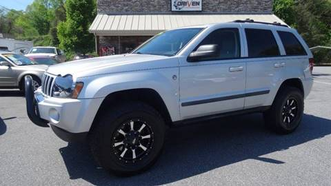 2007 Jeep Grand Cherokee for sale at Driven Pre-Owned in Lenoir NC